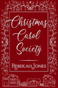 Christmas Carol Society Cover