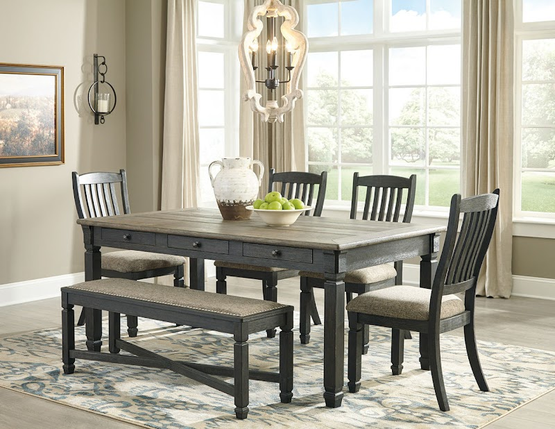 Awesome Dining Room Table With Upholstered Chairs pictures