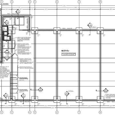 Apartment Structural Plans