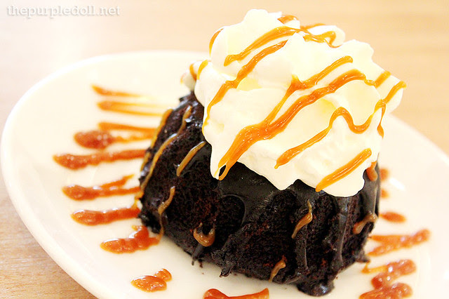 Chocolate Lava Cake P130