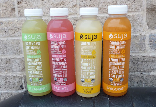 Suja's New Fermented Botanicals - Great Taste, Real Health Benefits