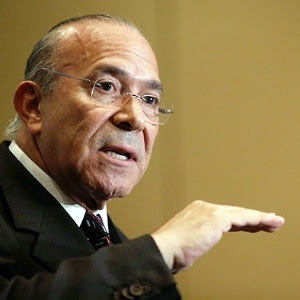 O ministro-chefe da Casa Civil, Eliseu Padilha