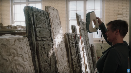 The British Museum and Google Arts & Culture: Decoding the secrets of the ancient Maya