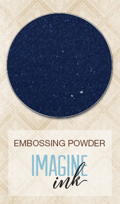Embossing Powder - In the Navy