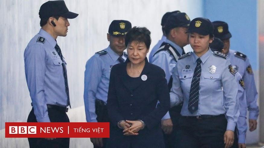 Cựu tổng thống Hàn Quốc bị án 24 năm tù