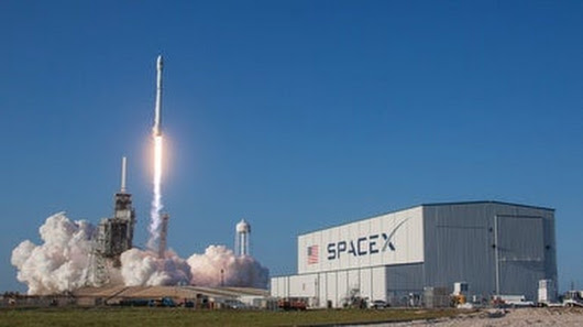 Used SpaceX Rocket Launches Satellite, Then Lands in Historic 1st Reflight