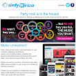 Simfy Africa's 2nd Birthday Celebration Offer - 3 months access to all the music you want for only R2.00