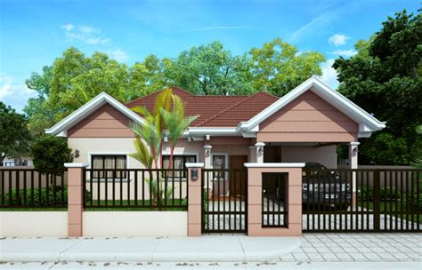 lay   estimate philippine bungalow house
