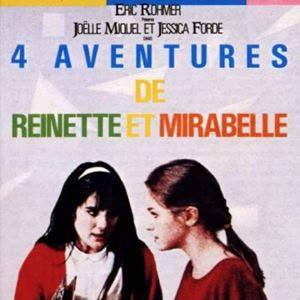 Resultado de imagem para as 4 aventuras de reinette e mirabelle