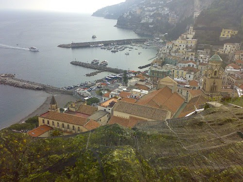 Amalfi, vista panoramica by marco_ask.