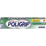 Super Poligrip Original Formula Zinc Free Denture Adhesive Cream 24 Ounce (pack Of 4)