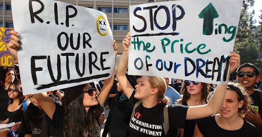 Defaults, distrust and risks to the economy: The student debt crisis