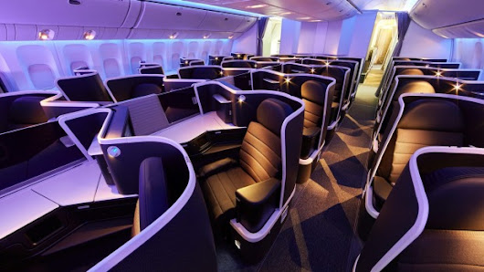 Virgin Australia launches new business class, premium on US route