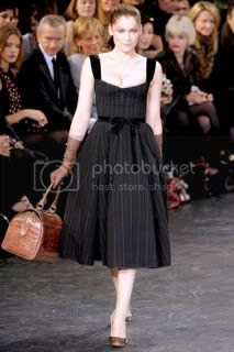 Paris Fashion Week,Louis Vuitton,Fall 2010
