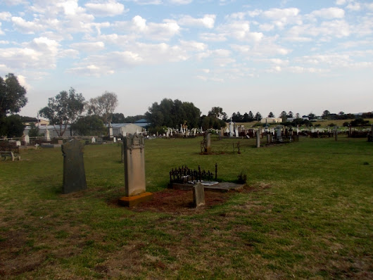 Port Fairy Cemetery - Part 2