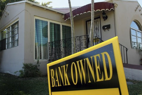 Filing for bankruptcy could save your home
