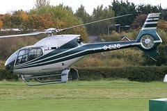G-EIZO - 2000 build Eurocopter EC120B Colibri, visiting Barton