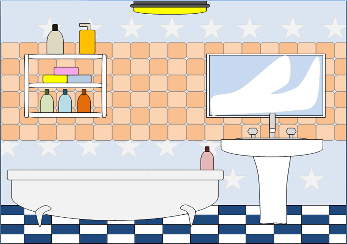 Bathroom Clipart Png
