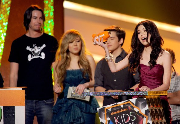 how tall is nathan kress 2011. Nathan Kress and Jerry Trainor
