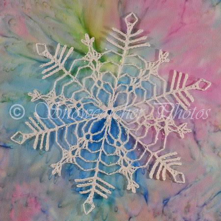 Bamboo Snowflake