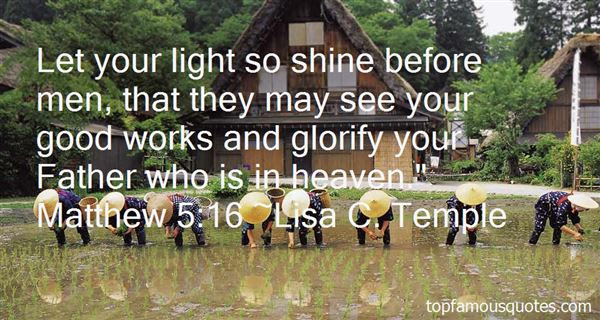 Let Your Light Shine Quotes Best 3 Famous Quotes About Let Your