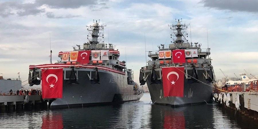 Η Τουρκία σχεδιάζει την κατασκευή ναυτικής βάσης στα Κατεχόμενα