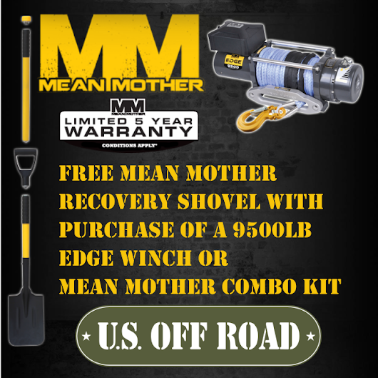 MEAN MOTHER SPECIAL – FREE SHOVEL!