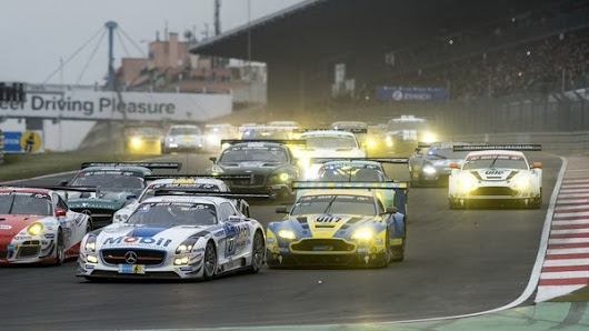 Nurburgring Will Reduce GT3 Cars Power By 10% | car News @ Top Speed