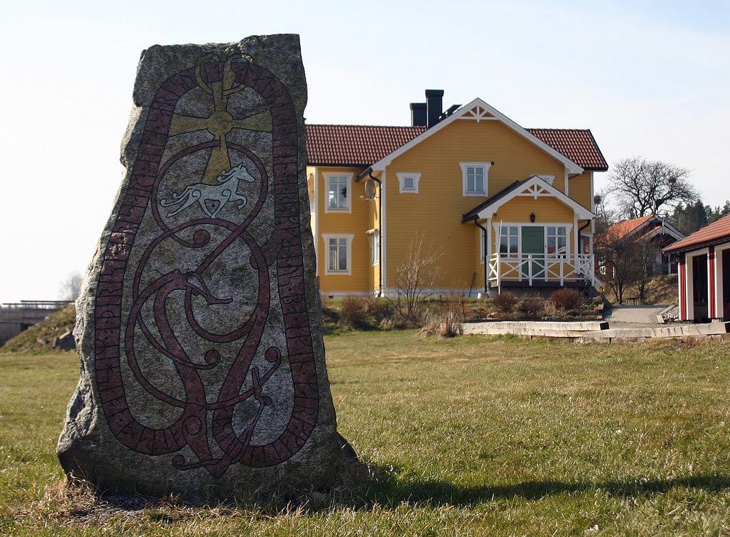 Modern Day Runestone