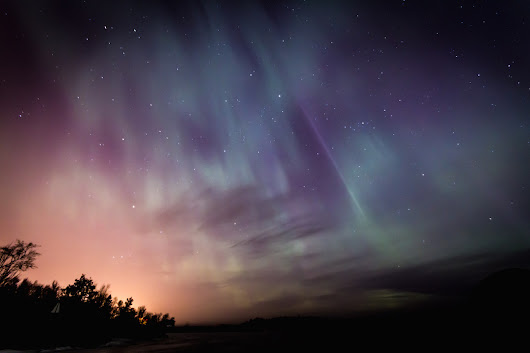 Northern Lights Photography Guide with an iPhone or Camera