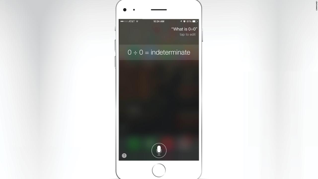 Lo Que Debes Decir Para Activar El Sarcasmo De Siri Cnncnn
