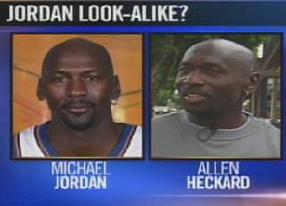 Jordan look-alike