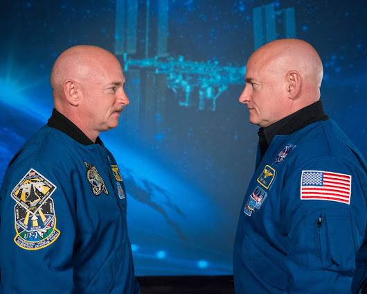 Get a reality check on astronaut Scott Kelly's genes-in-space story – GeekWire