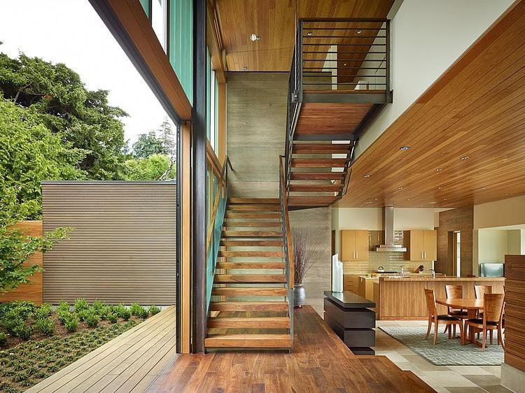 Design Inspiration The Modern Courtyard House Studio MM