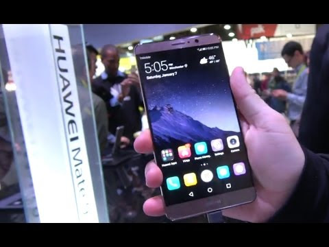 Huawei Mate 9 features ARM Cortex-A73 and ARM Mali-G71