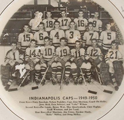 1949-50 Indianapolis Capitols team, 1949-50 Indianapolis Capitols team
