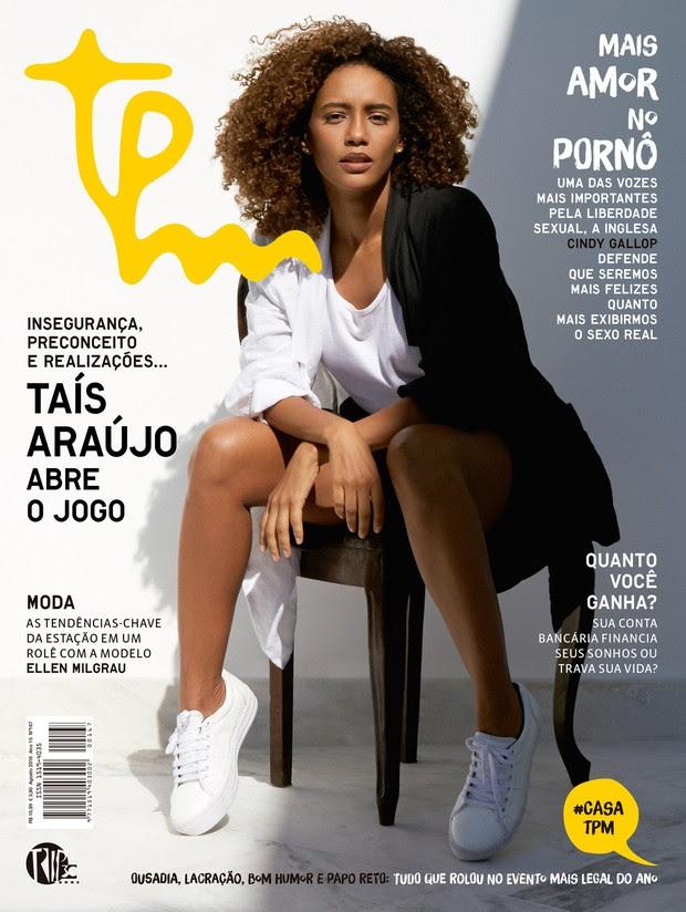 Taís Araújo (Foto: Mariana Maltoni - Revista Tpm)