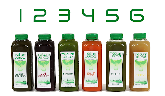 Cold Pressed | Juice Cleanses