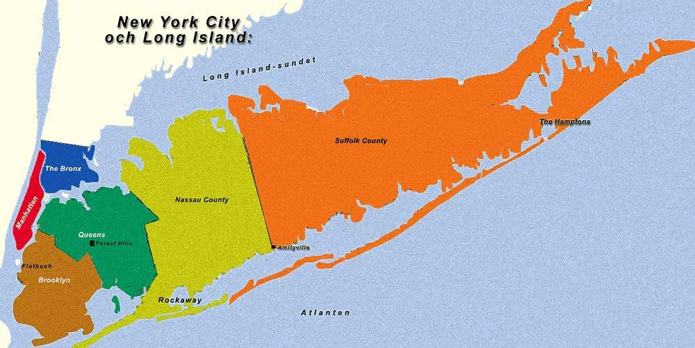 Long Island Political Map Long Island Political Map | Map Of Us Western States