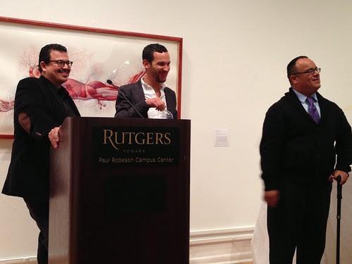 Eduardo Corral, Justin Torres, Rigoberto Gonzalez