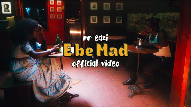 Mr Eazi premieres the visuals for 'E Be Mad'