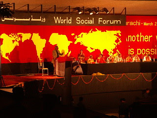 World Social Forum 2006 (Karachi, Pakistan)