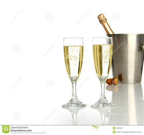 Celebration With Champagne Stock Photos   Image: 1485243