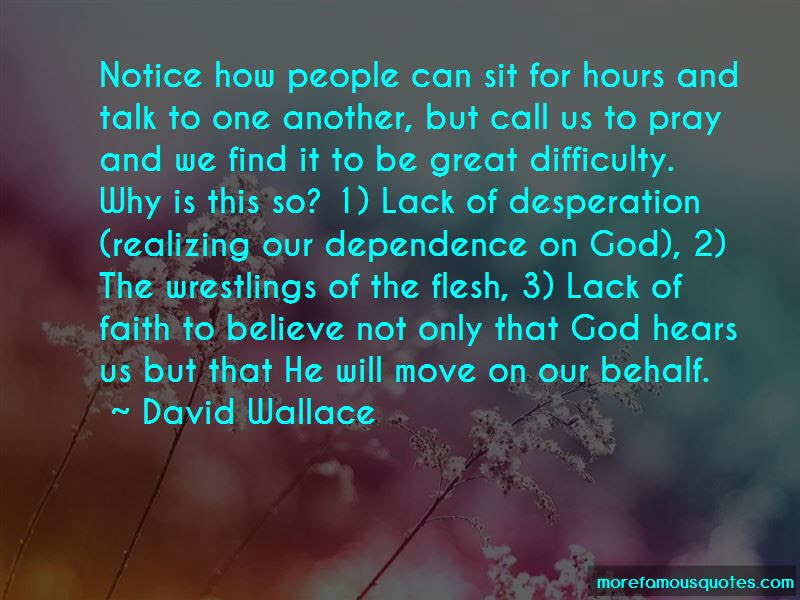 Quotes About Dependence On God Top 64 Dependence On God Quotes From