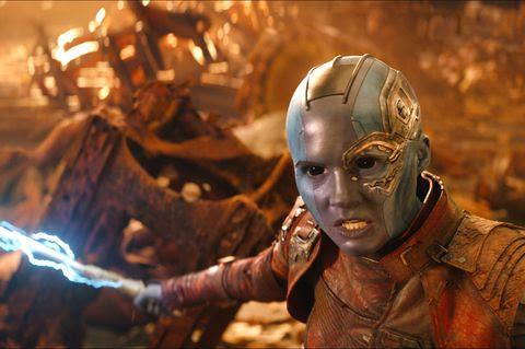 Karen Gillan Teases How Avengers Endgame Will Affect Nebula