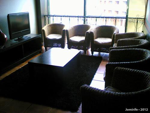 Restaurante «A Grelha» Sala de estar