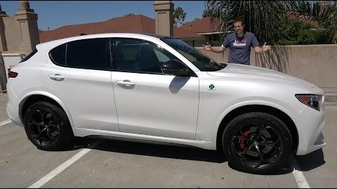 Alfa Romeo Suv Cena