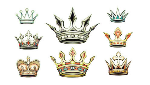 Coronas Ideas De Tatuajes T Tattoos Crown And Crown