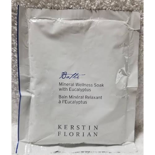Kerstin Florian Mineral Wellness Soak Sachet