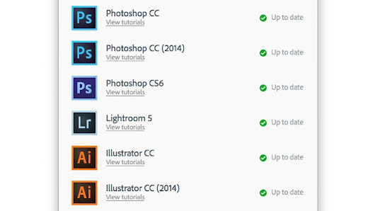 Confused as to why you have CC and CC 2014 versions of Photoshop, Illustrator, etc? Here's why - News